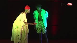 Nuit du rire de Abba show: Prestation de Général et Ndianko à vous couper le souffle