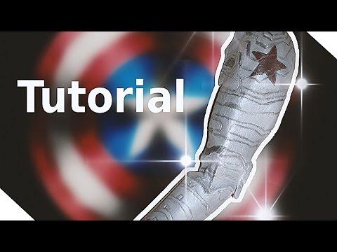 Tutorial: Winter Soldier Arm [Deutsch]
