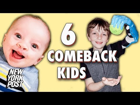 6 Comeback Kids Who Beat the Odds | New York Post
