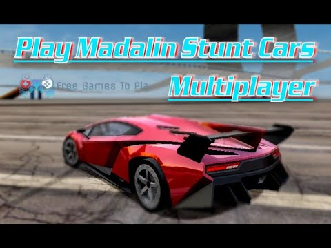 cars games play stunt madalin multiplayer game gaming driving racing