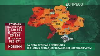Коронавірус в Украі ні статистика за 13 січня