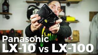 Panasonic Lx-10 Vs Lx-100