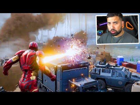 MARVEL'S AVENGERS GAME Official Reveal Trailer..