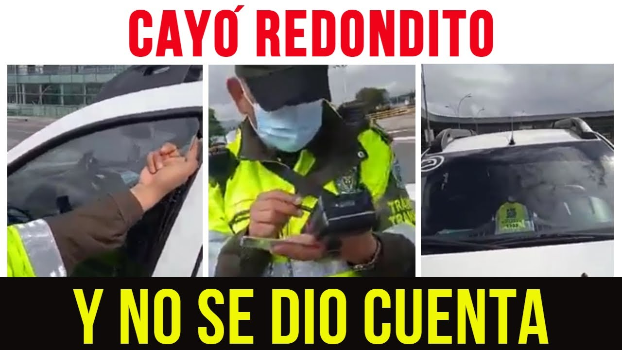POLICIA de transito ABUSA de CONDUCTOR de SERVICIO PUBLICO ?