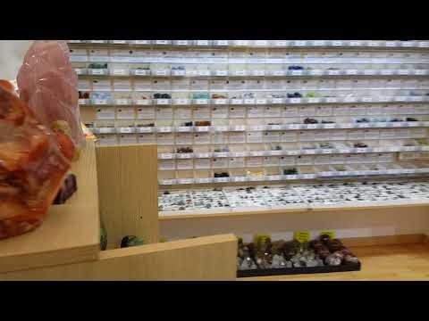 Geofossiles.com mineraux - fossiles - bijoux en mineraux