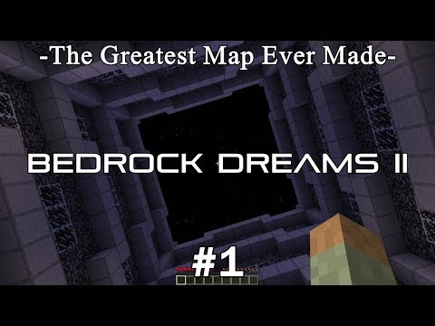 Bedrock Dreams 2 - Episode 1: One Mapmaker to Rule Them All