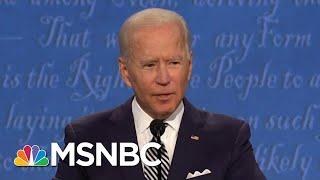 Biden Takes Trump On Over His Handling Of Pandemic | Morning Joe | MSNBC