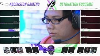 Rift Rivals Day 4 - DFMvASC thumbnail