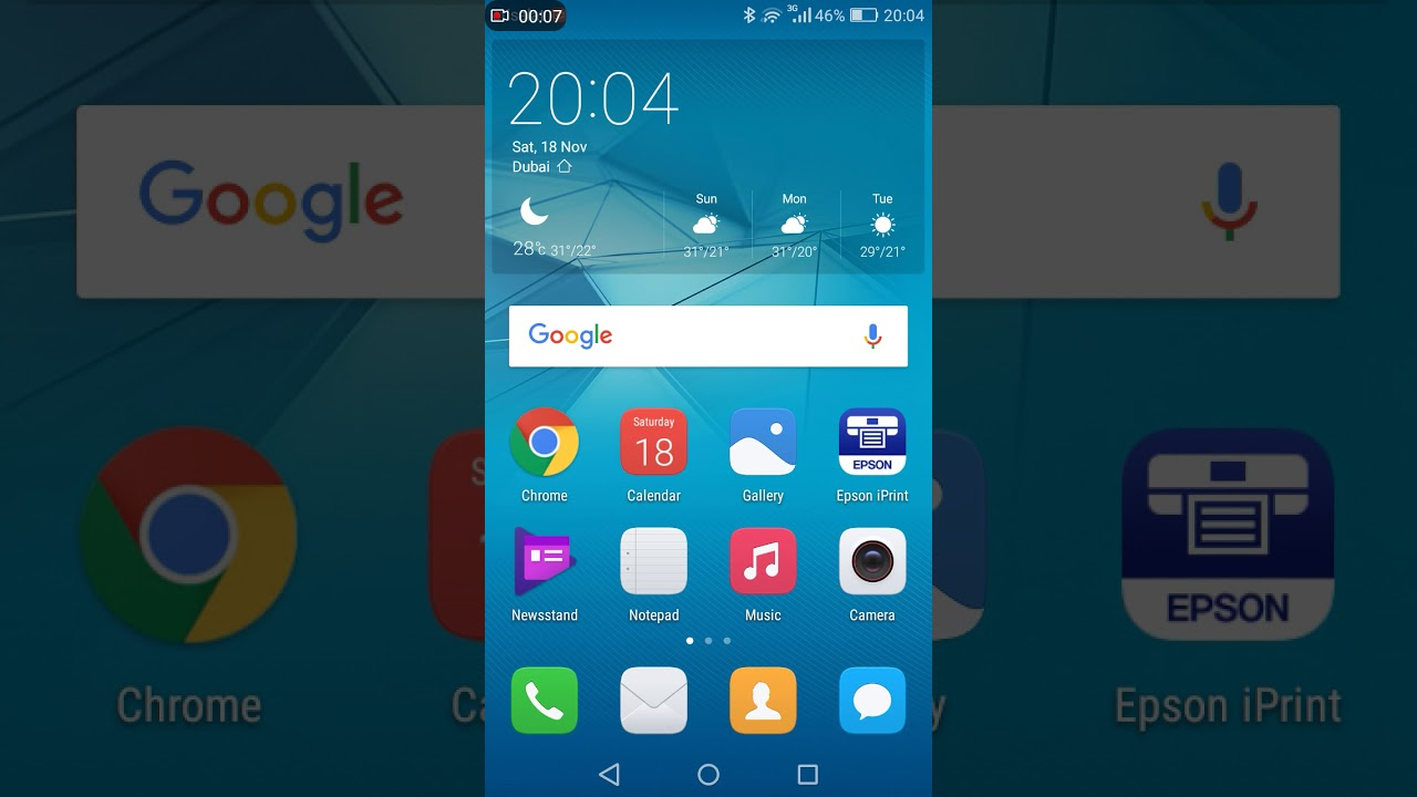 How to hide & unhide apps on huawei mobile