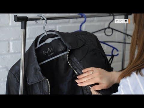 Как придать кожаной куртке лоск