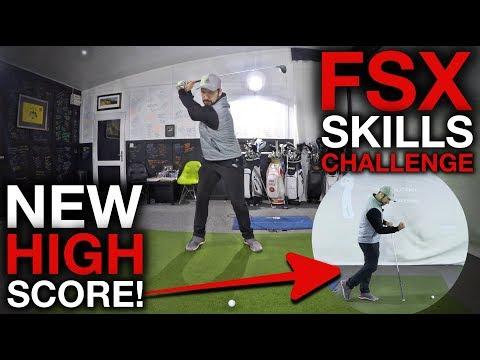 NEW HIGH SCORE!! - FSX SKILLS CHALLENGE