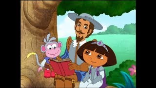 Dora the Explorer - Knighthood Adventure