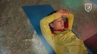 تدريب استشفائي لنجوم الدحيل استعداداً لمواجهة السد في نصف نهائي كأس الأمير