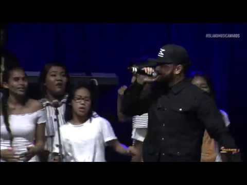 Island Music Awards - Common Kings Perform Before You Go/Take Her