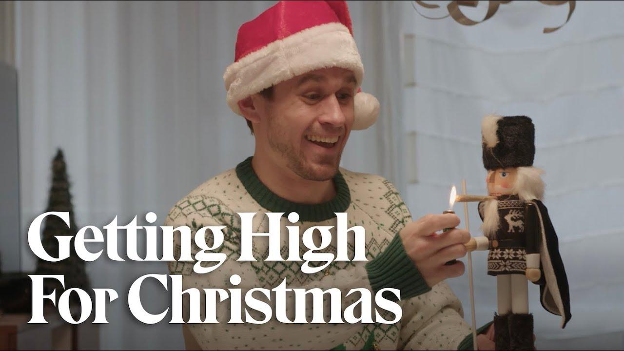 Getting High For Christmas | Cannabis Longley