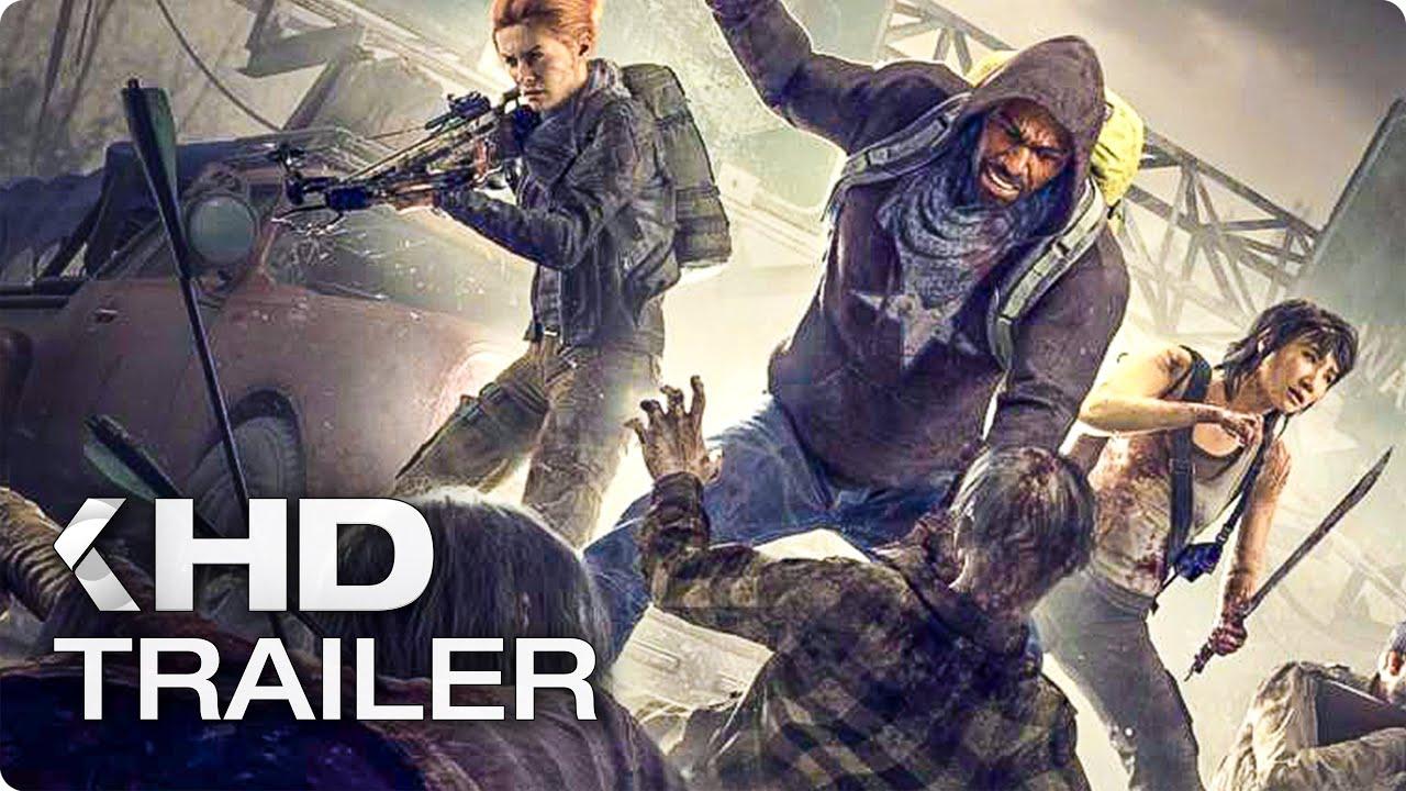 Overkill's THE WALKING DEAD Gameplay Trailer (E3 2018)