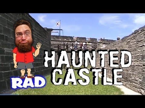 Castillo De San Marcos, St Augustine Florida Fort, Haunted Castle,  (Matt's Rad Show, Episode 9)