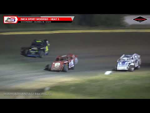 Sport Modified Heats - US 30 Speedway - 9/13/19