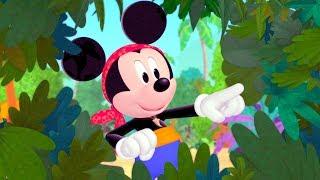 Клуб Микки Мауса - Пиратские приключения - Мультфильм Disney Узнавайка | Спецвыпуск