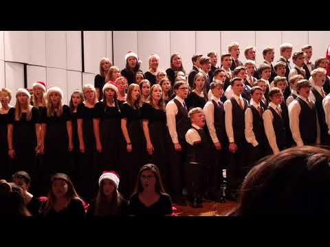 Fort Collins High School 2017 Holiday Performance
