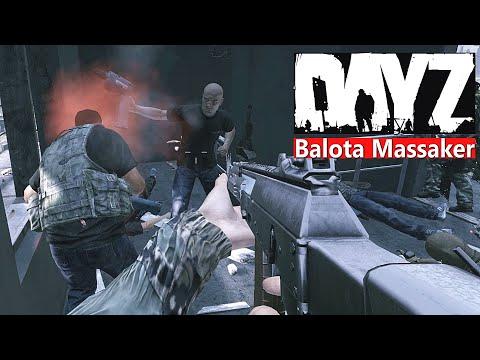 DAYZ - MASSAKER im Balota-Turm - Grosse GEFAHR um den AIRDROP [Gameplay] Let's Play DayZ