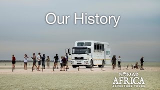 Nomad Adventure Tours Company History