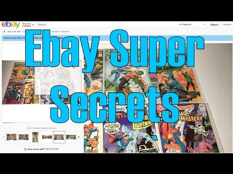 Some (hopefully) Helpful Hints on Buying Comics on Ebay