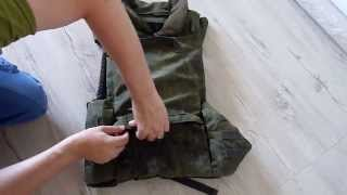видео бронежилет армейский 6б43