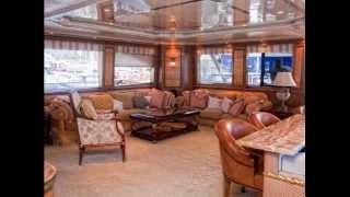 MONA LIZA 140 Westship Tri-Deck Superyacht 2001 for Sale