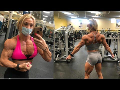 Female Bodybuilder Cindy Baggelaar-Reyes – Female Bodybuilding Motivation