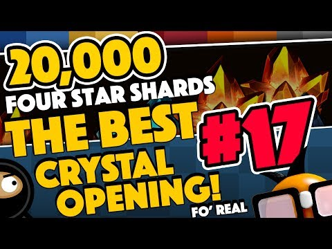 The BEST SUPER MEGA LUCKY WOW Crystal Opening #17
