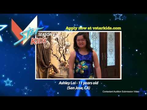 VSTAR Kids Season 2 Contestant #104 – Ashley Lai