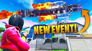 *NEW EVENT* ROCKET Is BACK..!!! | Fortnite Funny and Best Moments Ep.587