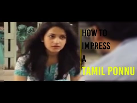 How To IMPRESS a TAMIL GIRL