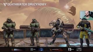 Quake Champions #7 - Gramy z MarkiemObciągarkiem