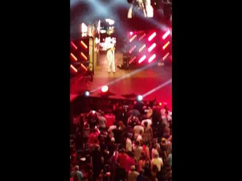 TM 61's entrence at NXT Takeover Brooklyn II