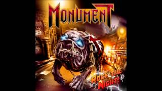 Monument - Blood Red Sky