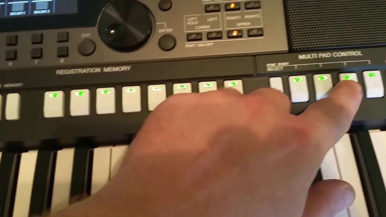 How to install Yamaha PSR A3000 Expansion File by ashiqiraqi