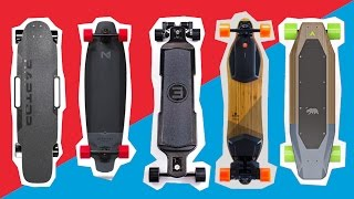 Best Electric Skateboard 2017 - (May 2017)