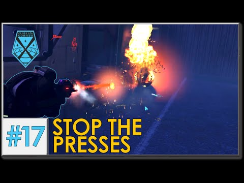 XCOM: War Within - Live and Impossible S2 #17: Stop the Presses