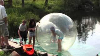 Лето, ах Лето! Водяные шары. Город над Невой.(, 2013-08-05T06:34:18.000Z)