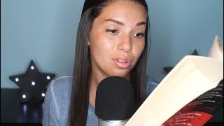 ASMR - Inaudible Whisper Reading (INTENSE Mouth Sounds)