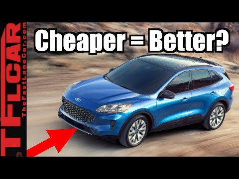 Do NOT Buy The 2020 Ford Escape Titanium. Buy THIS Instead!
