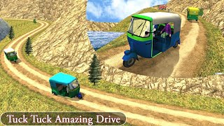 Mountain Auto tuk tuk rickshaw: new game 2020 best android gameplay enjoy with games screenshot 2
