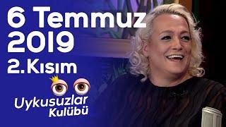 Okan Bayülgen ile Uykusuzlar Kulübü | 6 Temmuz 2019 Bölüm 2 - Ayta Sözeri - Nilgün Bodur