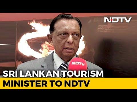 PM Modi's Visit After Easter Bombings Helped Sri Lanka Tourism: Minister