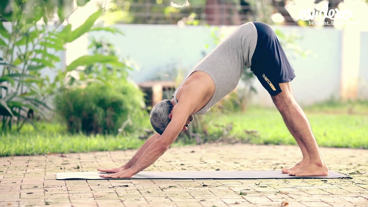 Ashtanga Yoga Sonnengruß - YouTube