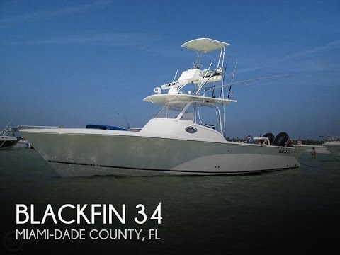 [UNAVAILABLE] Used 2008 Blackfin 34 in Sunny Isles Beach, Florida
