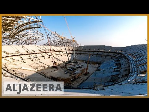 🇶🇦 Qatar 2022: World Cup preparations on schedule | Al Jazeera English