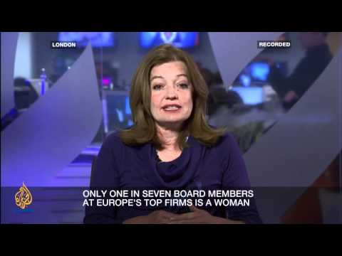 Inside Story - Getting women to the top